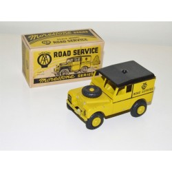 Morestone Series AA Road Service Land Rover