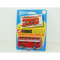 Corgi Juniors Whizzwheels 55 Daimler Fleetline Bus ESSO Uniflo