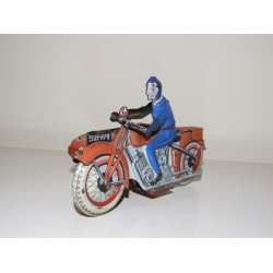 SFA Tinplate Motorcycle Combination with Sidecar