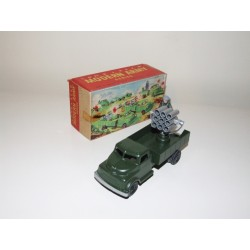 LONE STAR Modern Series Military Rocket BATTERY LORRY