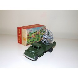 LONE STAR Modern Series Military RADAR LORRY
