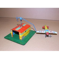 Peter Pan Pop Pop Aeroplane & Hanger