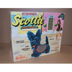 Miniflex 577 SCOTTIE Dog Battery Operated Remote Control - Made in Hong Kong