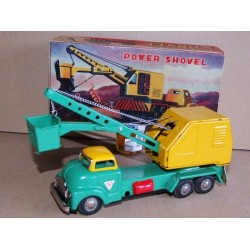 SSS (Shioji & Co.) S-1069 Power Shovel - Friction Drive Made in Japan