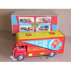Wells Brimtoy 704 World Transport Van