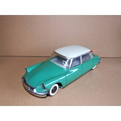 GeGe (France) Citroen DS.19 Battery Operated Car