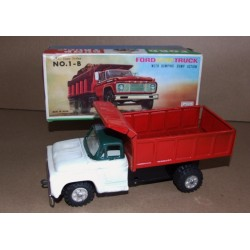 ATC Asahi No. 1-B Ford Dump Truck Friction Drive