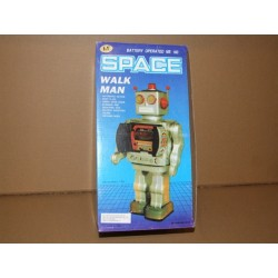 Metal King ME 100 Space Walk Man Robot