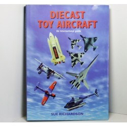 Diecast Toy Aircraft - Sue Richardson