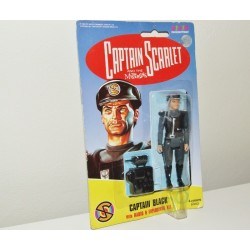 Vivid Imaginations CAPTAIN SCARLET & The Mysterons CAPTAIN BLACK