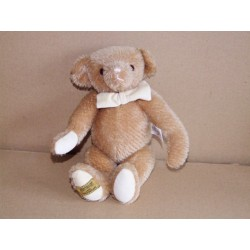 Merrythought Limited Edition Mohair Bear