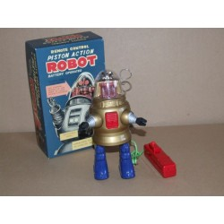 Piston Action Robot - Ha Ha Toys