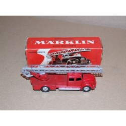 Marklin 8023 Marquis Deutz Turntable Fire Engine