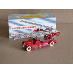 French Dinky 899 Delahaye Fire Escape Échelle De Pompiers Fire Truck Last Issue