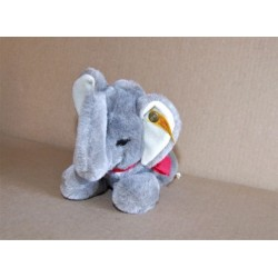 Steiff 081866 Mini Floppy Elephant (5655/16)
