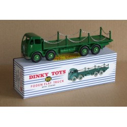 Atlas Dinky Toys DINKY SUPERTOYS 905 Foden Flat Truck with Chains