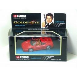 CORGI 92978 James Bond Ferrari 355 GOLDENEYE