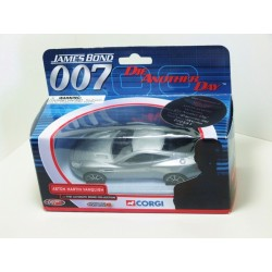 "Corgi No. TY07501 Aston Martin Vanquish ASTON MARTIN UK Premiere of ""Die Another Day"""
