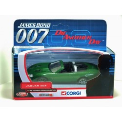 CORGI 7601 Jaguar XKR Die Another Day - The Ultimate Bond Collection