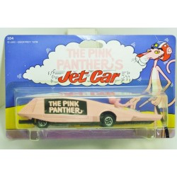 Meccano Dinky 354 The Pink Panther's Jet Car UAC Geoffrey 1978