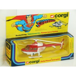 Corgi 929 Daily Planet Jetcopter SUPERMAN