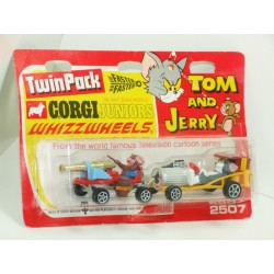 Corgi Juniors 2507 TOM & JERRY Twin Pack