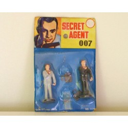 Secret Agent 007 - un-liscensed Figure Set No.007