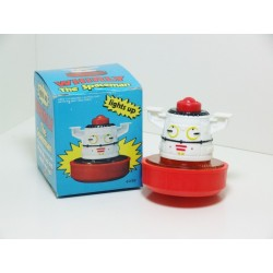 MARX 6330 WHIRLY The Spaceman Light Up Spinning Top