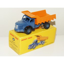 French Dinky 580 Berliet Quarry Tipper Truck Benne Carrieres