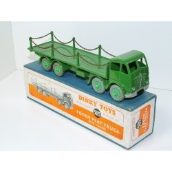 Dinky 505 Foden Flat Truck with Chains