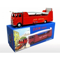 DAN Toys 228 Car Carrier AUTO SERVICE - Dinky 984 Copy