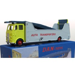 DAN Toys 229 Car Carrier AUTO SERVICE - Dinky 989 Copy