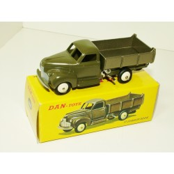 DAN Toys 008 Studebaker Benne - French Dinky 25m Copy Tipper Truck