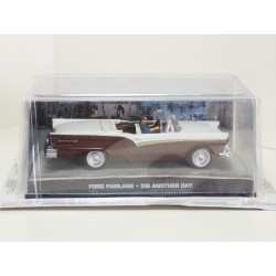 James Bond Car Collection 47 Ford Fairlane - Die Another Day - Sealed & Magazine