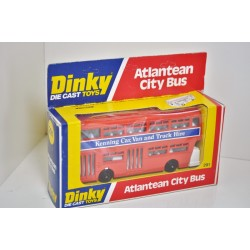 Dinky 291 Atlantean City Bus KENNING