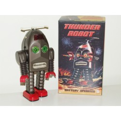 HA HA TOY TR-2015 THUNDER Robot