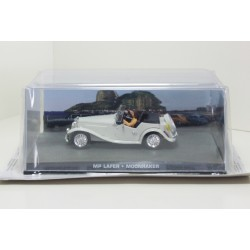 James Bond Car Collection 50 MP Lafer - Moonraker & Magazine